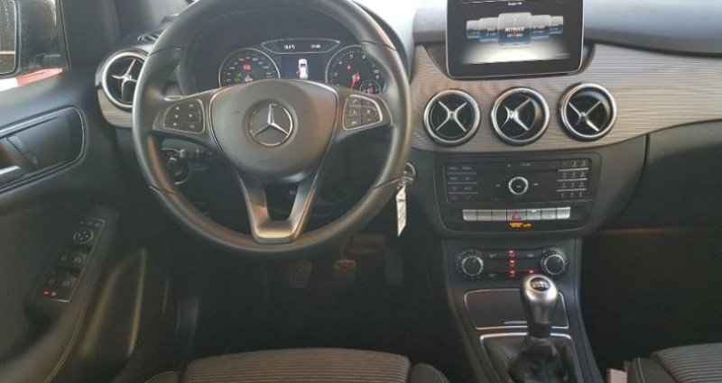 Mercedes Classe B 160 102ch Inspiration Noir occasion à RICHEVILLE - photo n°3