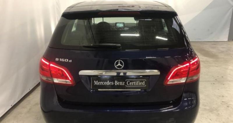 Mercedes Classe B 160 d 90ch Intuition Bleu occasion à Fontenay Sur Eure - photo n°5