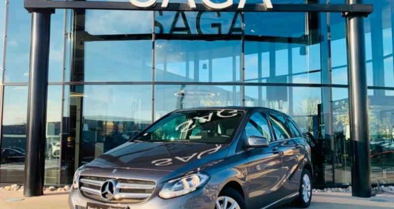 Mercedes Classe B 160 d Inspiration Gris occasion à Arras