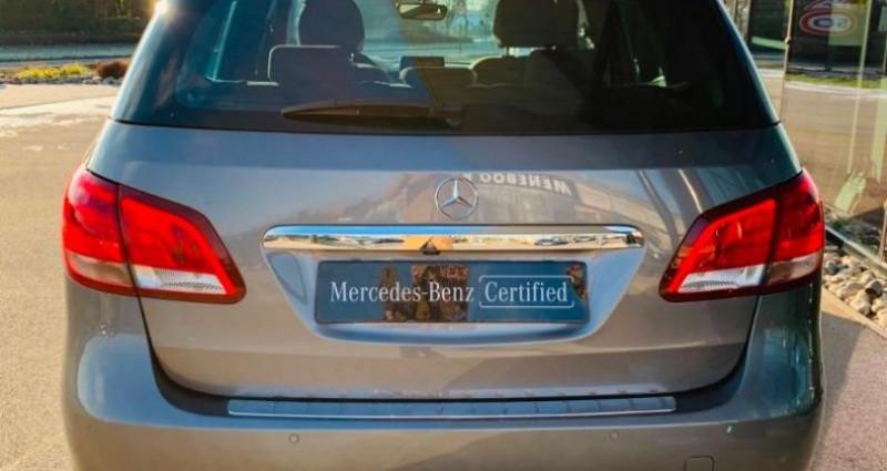 Mercedes Classe B 160 d Inspiration Gris occasion à Arras - photo n°7