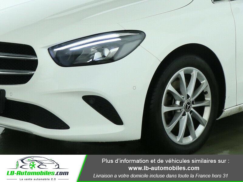 Mercedes Classe B 250 7G-DCT Blanc occasion à Beaupuy - photo n°10