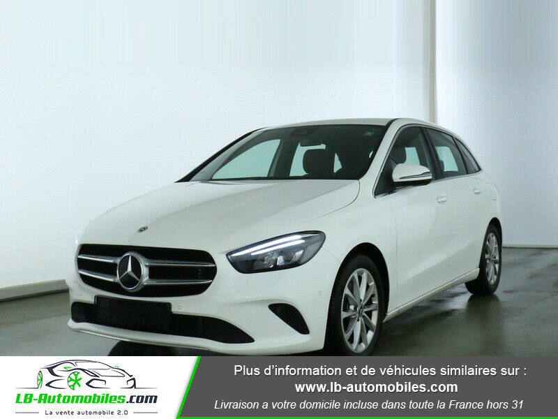 Mercedes Classe B 250 7G-DCT Blanc occasion à Beaupuy