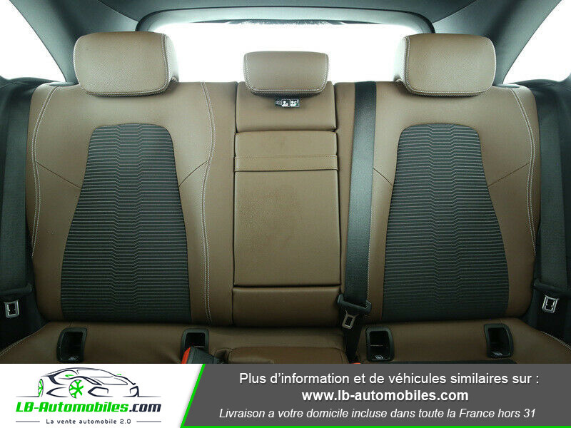Mercedes Classe B 250 7G-DCT Blanc occasion à Beaupuy - photo n°6