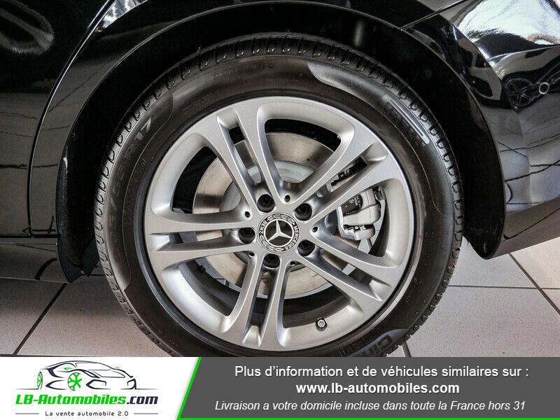Mercedes Classe B 250 7G-DCT Noir occasion à Beaupuy - photo n°16