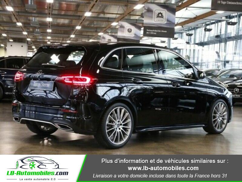 Mercedes Classe B 250 7G-DCT Noir occasion à Beaupuy - photo n°3