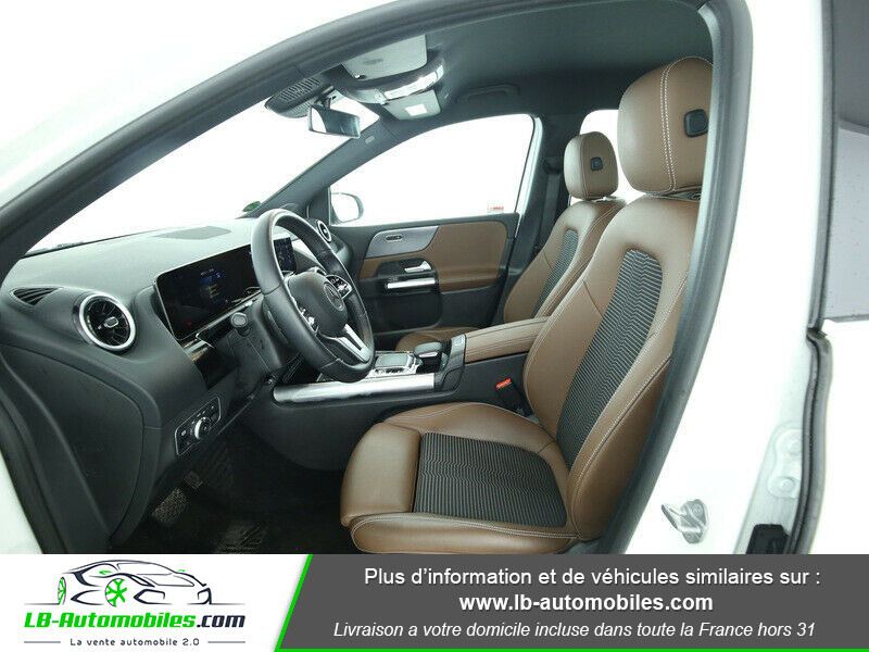 Mercedes Classe B 250 7G-DCT Blanc occasion à Beaupuy - photo n°8