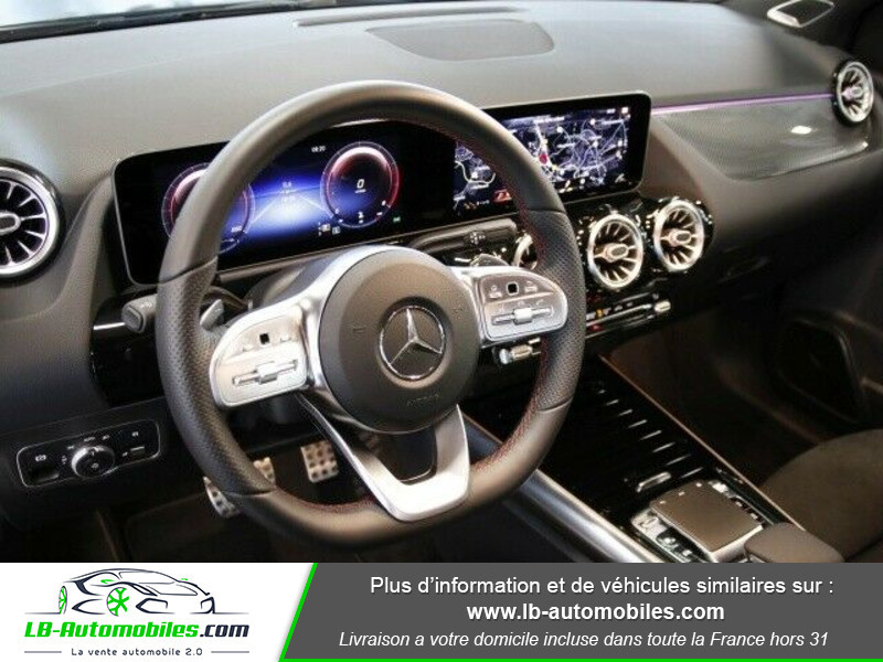 Mercedes Classe B 250 7G-DCT Noir occasion à Beaupuy - photo n°5