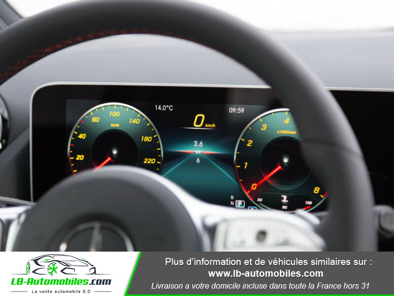 Mercedes Classe B 250 7G-DCT Gris occasion à Beaupuy - photo n°8