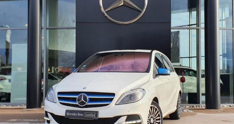 Mercedes Classe B 250 e Electric Art Blanc occasion à Dunkerque