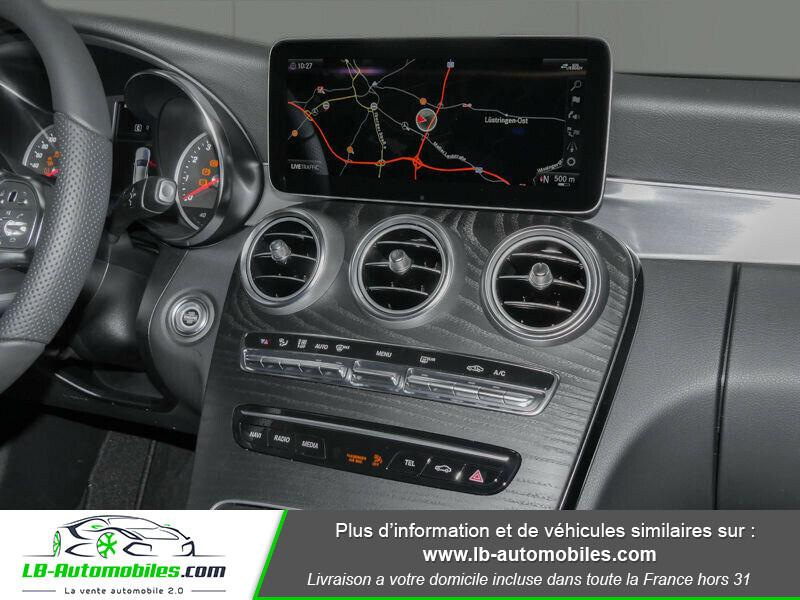Mercedes Classe C 180 180 9G-Tronic / AMG Line Noir occasion à Beaupuy - photo n°7