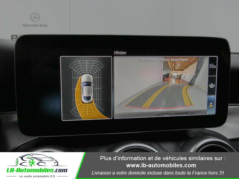Mercedes Classe C 180 180 9G-Tronic / AMG Line Noir occasion à Beaupuy - photo n°8
