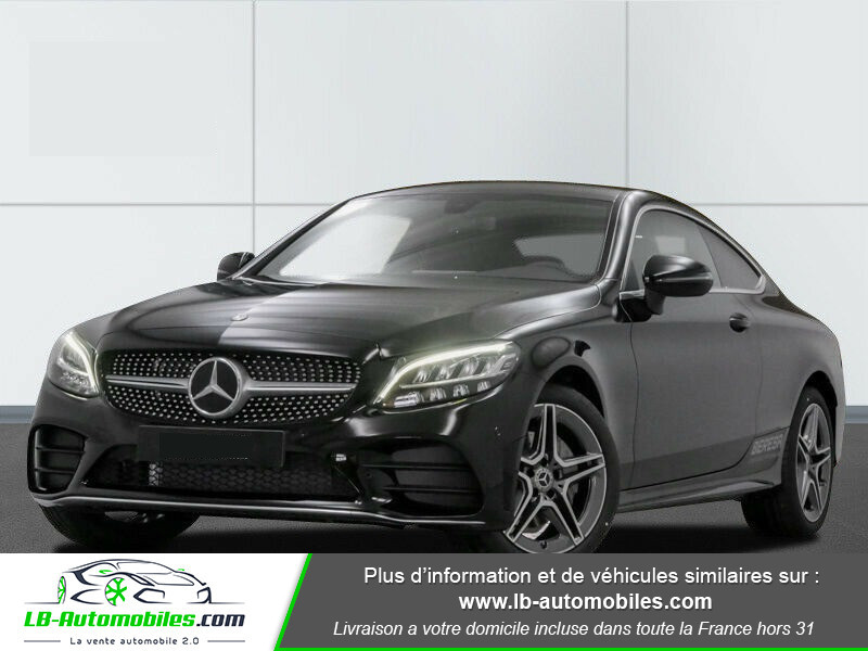 Mercedes Classe C 180 180 9G-Tronic / AMG Line Noir occasion à Beaupuy