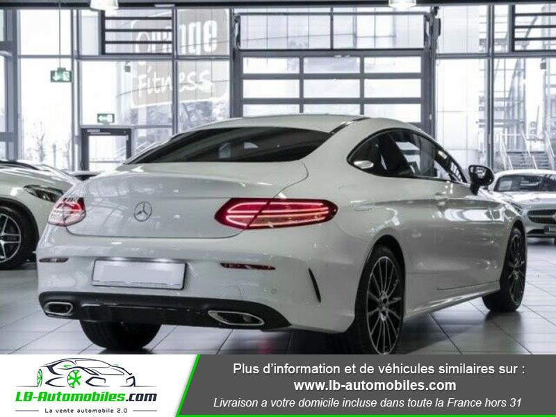 Mercedes Classe C 180 180 9G-Tronic / AMG Line Blanc occasion à Beaupuy - photo n°3