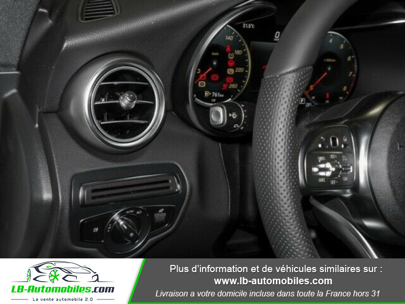 Mercedes Classe C 180 180 9G-Tronic / AMG Line Blanc occasion à Beaupuy - photo n°7