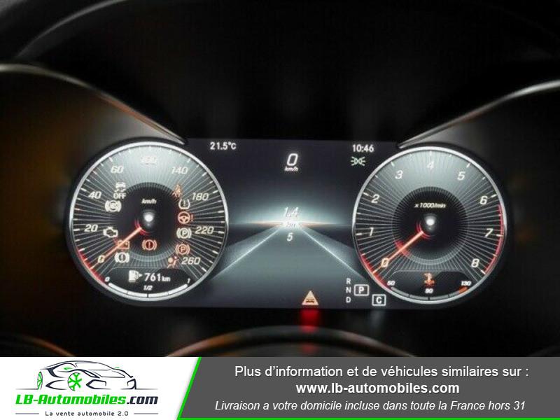 Mercedes Classe C 180 180 9G-Tronic / AMG Line Blanc occasion à Beaupuy - photo n°8