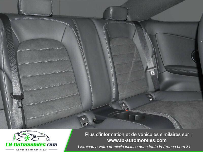 Mercedes Classe C 180 180 9G-Tronic / AMG Line Noir occasion à Beaupuy - photo n°6