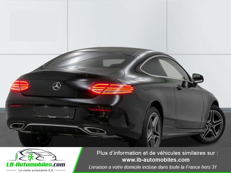 Mercedes Classe C 180 180 9G-Tronic / AMG Line Noir occasion à Beaupuy - photo n°3
