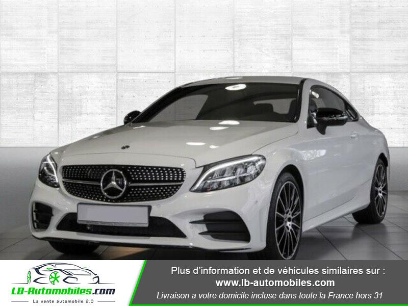 Mercedes Classe C 180 180 9G-Tronic / AMG Line Blanc occasion à Beaupuy