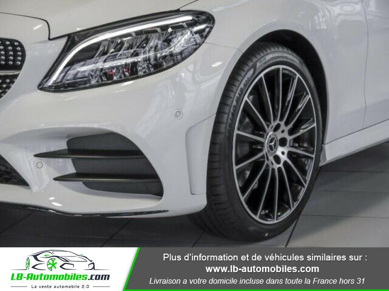 Mercedes Classe C 180 180 9G-Tronic / AMG Line Blanc occasion à Beaupuy - photo n°10