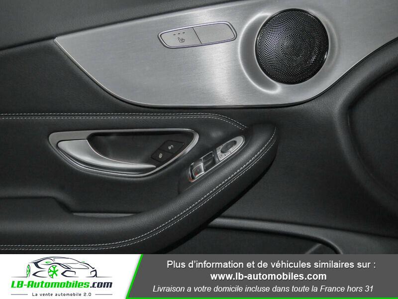 Mercedes Classe C 180 180 9G-Tronic / AMG Line Noir occasion à Beaupuy - photo n°5