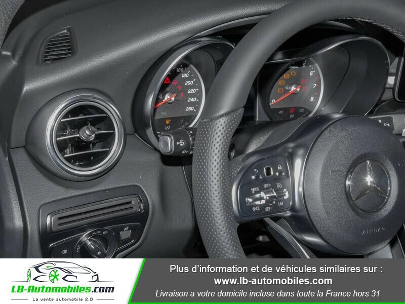 Mercedes Classe C 180 180 9G-Tronic / AMG Line Noir occasion à Beaupuy - photo n°9