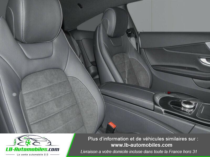 Mercedes Classe C 180 180 9G-Tronic / AMG Line Noir occasion à Beaupuy - photo n°4