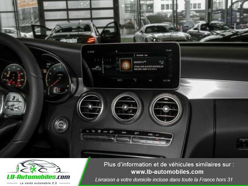 Mercedes Classe C 180 180 9G-Tronic / AMG Line Blanc occasion à Beaupuy - photo n°6