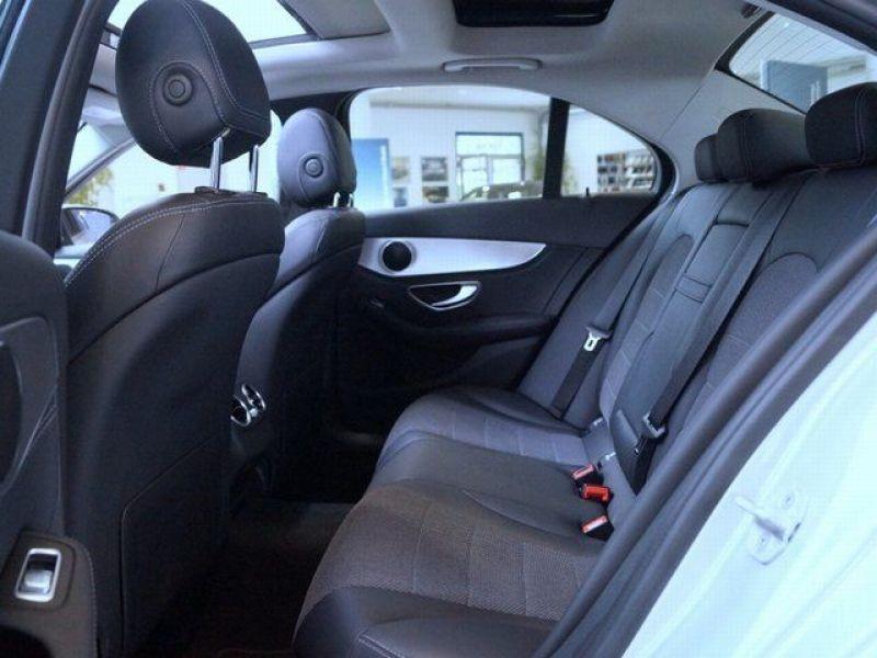 Mercedes Classe C 180 180 CDI Argent occasion à Beaupuy - photo n°4