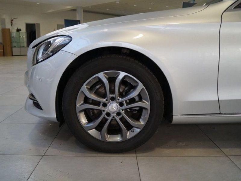 Mercedes Classe C 180 180 CDI Argent occasion à Beaupuy - photo n°7