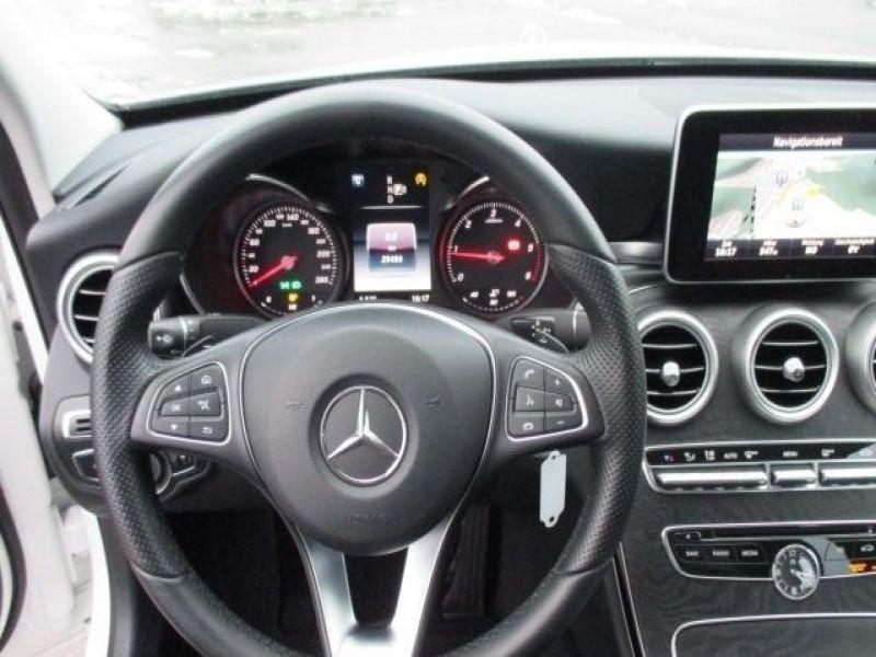 Mercedes Classe C 180 180 CDI Blanc occasion à Beaupuy - photo n°6