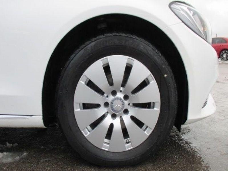 Mercedes Classe C 180 180 CDI Blanc occasion à Beaupuy - photo n°8