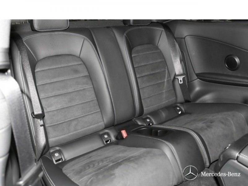 Mercedes Classe C 180 180 Coupé Blanc occasion à Beaupuy - photo n°5