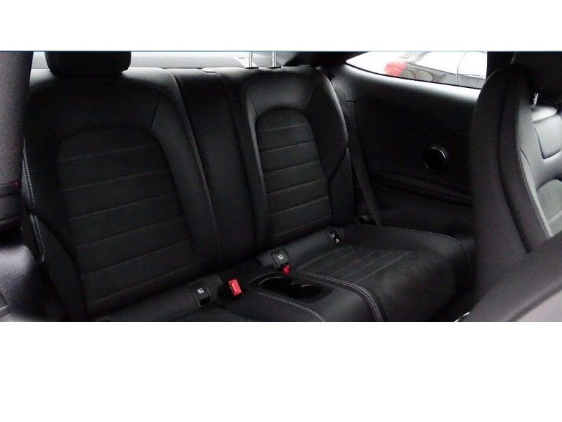 Mercedes Classe C 180 180 Coupé Noir occasion à Beaupuy - photo n°5