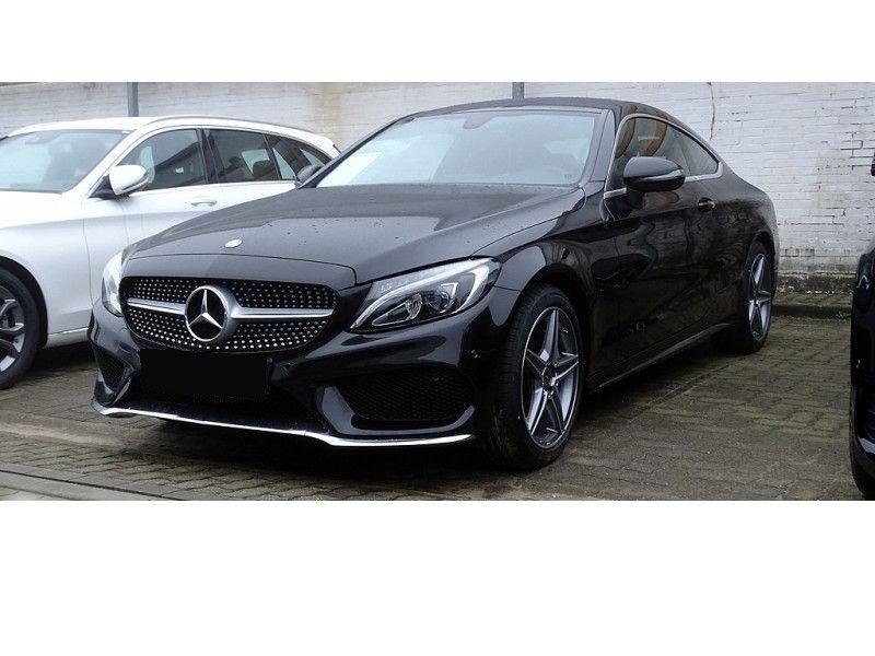 Mercedes Classe C 180 180 Coupé Noir occasion à Beaupuy