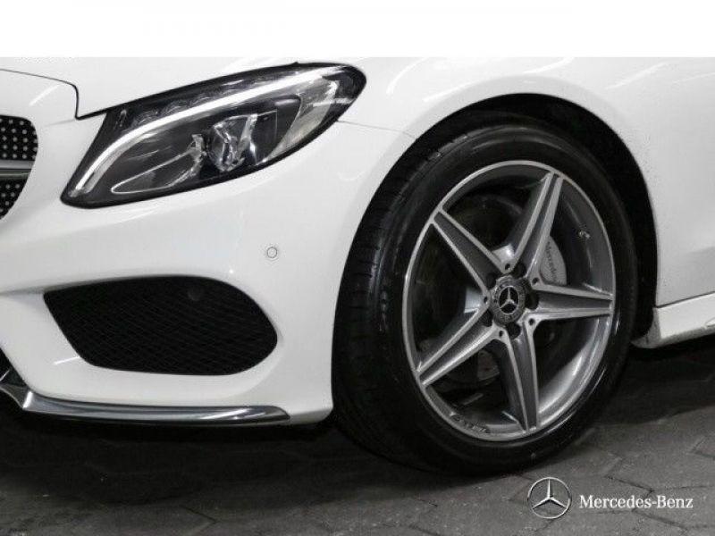 Mercedes Classe C 180 180 Coupé Blanc occasion à Beaupuy - photo n°8