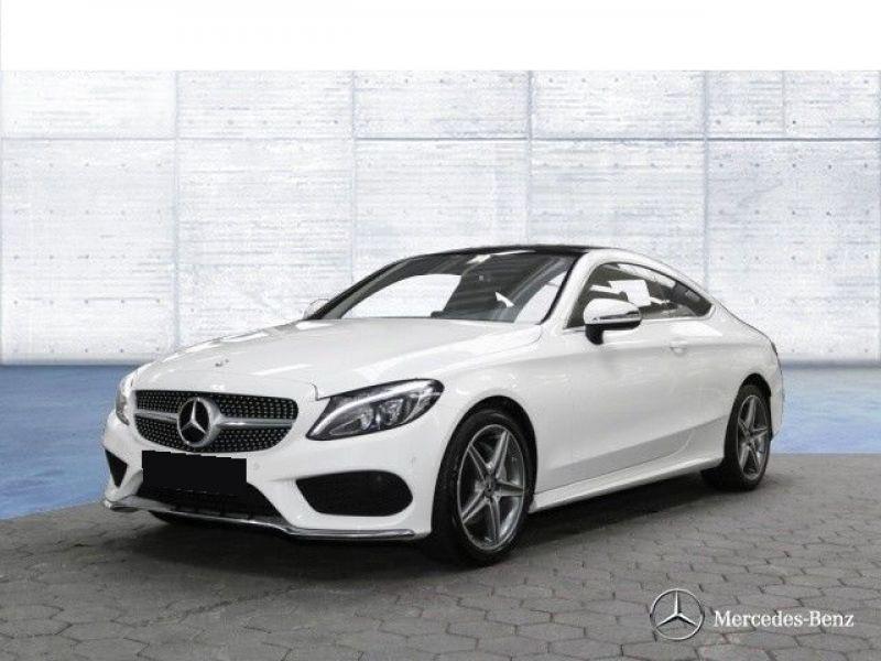 Mercedes Classe C 180 180 Coupé Blanc occasion à Beaupuy
