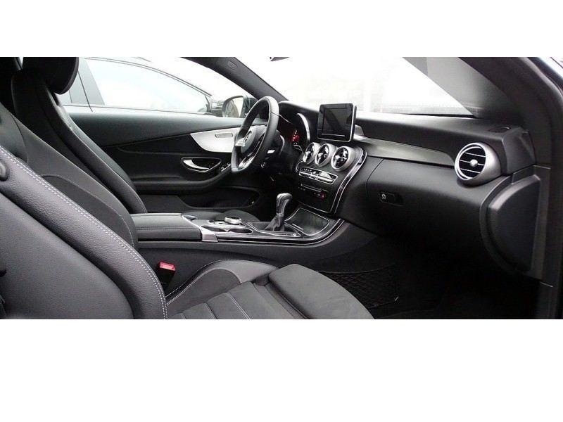 Mercedes Classe C 180 180 Coupé Noir occasion à Beaupuy - photo n°4