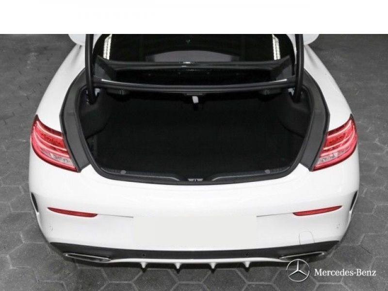 Mercedes Classe C 180 180 Coupé Blanc occasion à Beaupuy - photo n°7