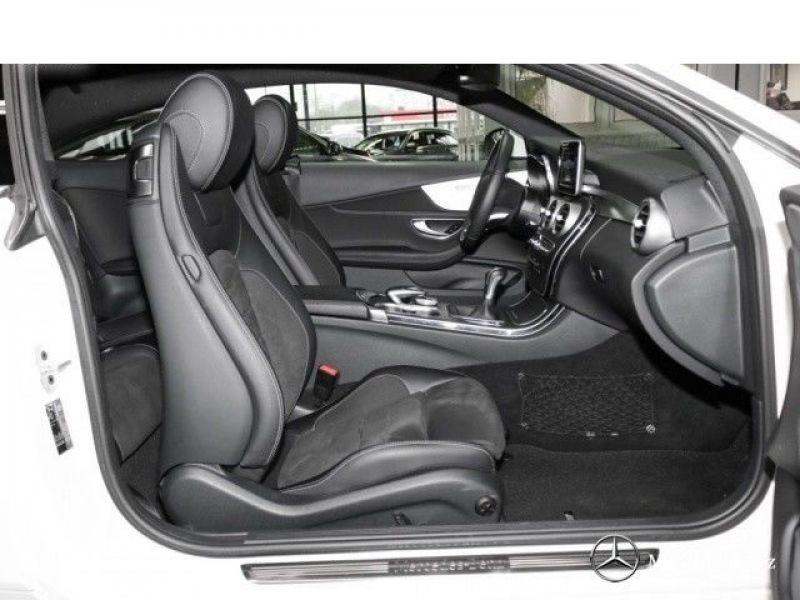Mercedes Classe C 180 180 Coupé Blanc occasion à Beaupuy - photo n°4