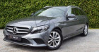 Mercedes Classe C 180 180 d - AVANTGARDE - MODELE 2019 - ATTELAGE - FULL LED Gris à Itterbeek 17
