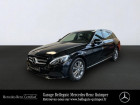 Mercedes Classe C 180 180 d Executive 7G-Tronic Plus Noir à QUIMPER 29