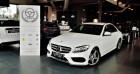 Mercedes Classe C 180 180 d Sportline 7G-Tronic Plus Blanc à LE SOLER 66