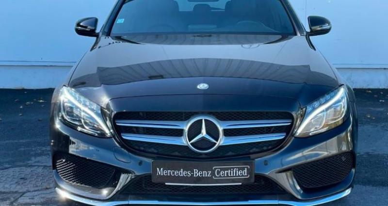 Mercedes Classe C 180 180 d Sportline 7G-Tronic Plus  occasion à Cambrai - photo n°5