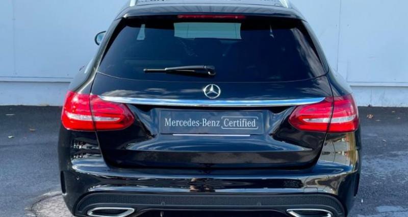 Mercedes Classe C 180 180 d Sportline 7G-Tronic Plus  occasion à Cambrai - photo n°6
