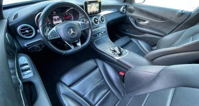 Mercedes Classe C 180 180 d Sportline 7G-Tronic Plus  occasion à Cambrai - photo n°7