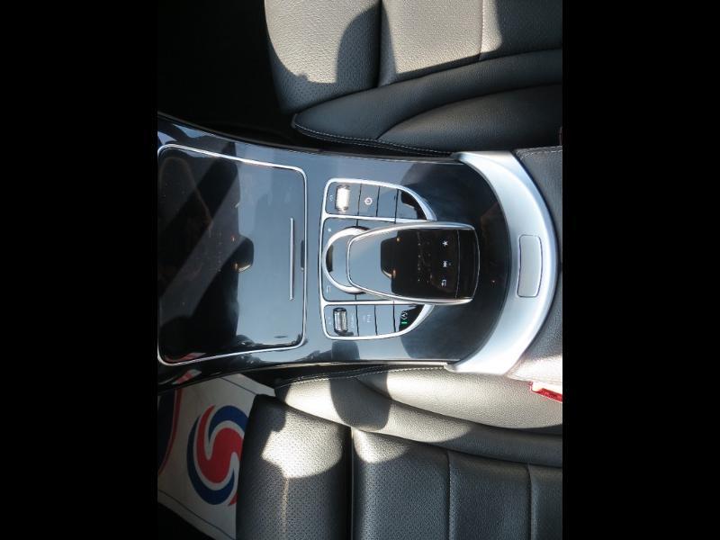 Mercedes Classe C 180 180 d Sportline 7G-Tronic Plus Noir occasion à La Roche-sur-Yon - photo n°12