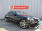Mercedes Classe C 180 180 d Sportline 7G-Tronic Plus Noir à La Roche-sur-Yon 85