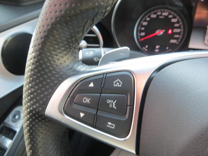 Mercedes Classe C 180 180 d Sportline 7G-Tronic Plus Noir occasion à La Roche-sur-Yon - photo n°14