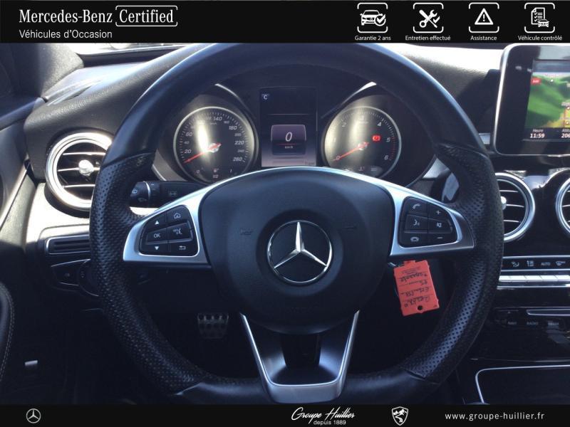 Mercedes Classe C 180 180 d Sportline Bleu occasion à Gières - photo n°7