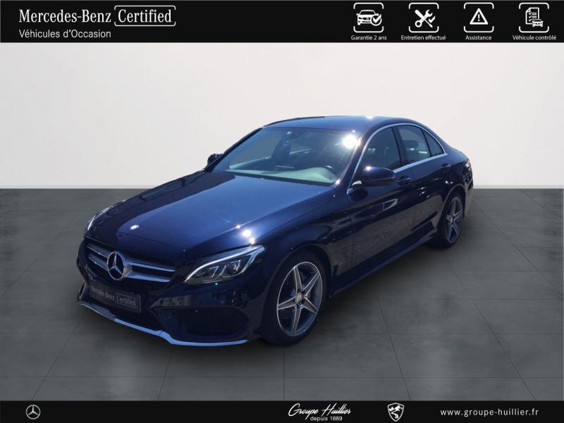 Mercedes Classe C 180 180 d Sportline Bleu occasion à Gières